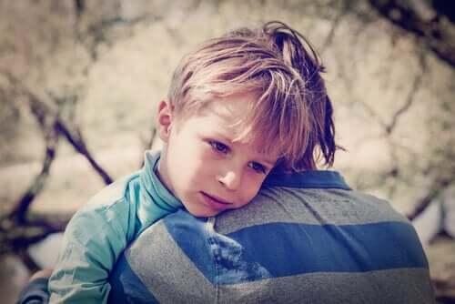 子ども 悲しみ