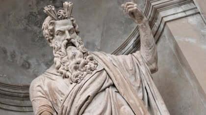 オリュンポス山 女主人的女神 へーラーの神話