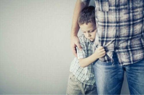 子どもが怖がっている時どうすべき?