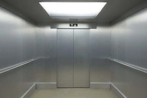 エレベーター恐怖症