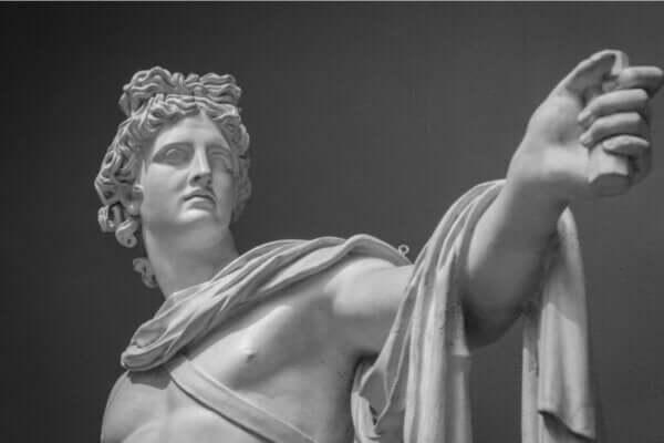 予言の神、アポローンにまつわる神話