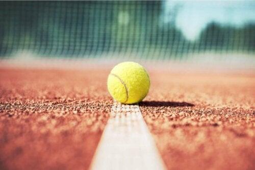 テニス 心理学 精神的闘い