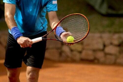 テニス 心理学