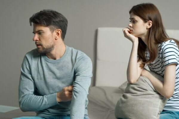 恋愛での期待と失望:愛しているけど何かが足りない?