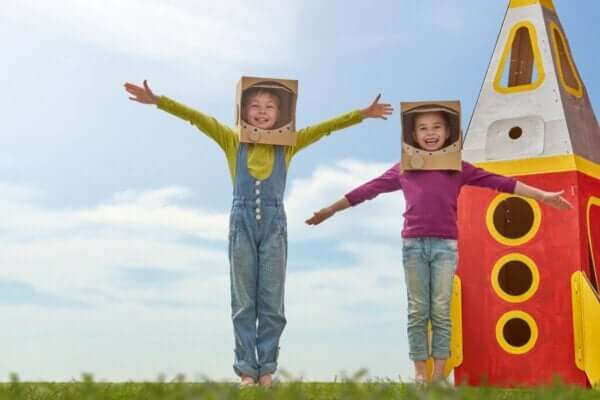 仮装することが子どもにもたらす心理学的メリット