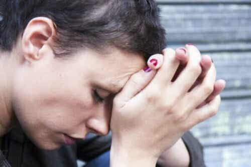 一過性の急性ストレス:繰り返される苦しみ