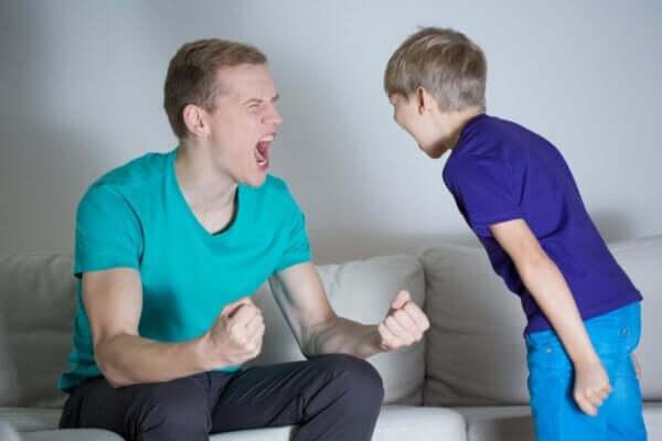 我が子に対する忍耐力を失ってしまう