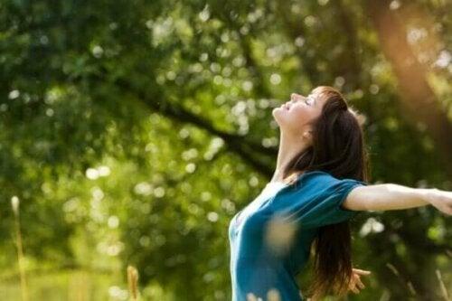 自然はストレス解消に役立つ?