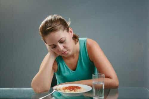 食欲の消失はなぜ起こるのか?