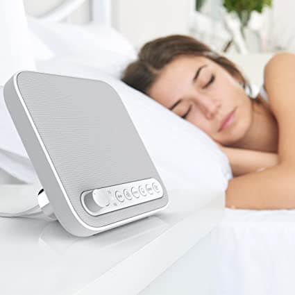 睡眠の質 高める ホワイトノイズ