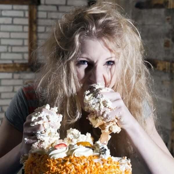 ストレス たくさん 食べてしまう
