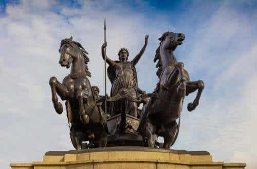 ローマ帝国に抵抗した女王:ブーディカ