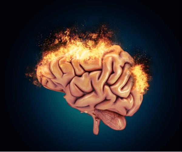 常に最悪の事態を予想してしまう リアクティブな脳